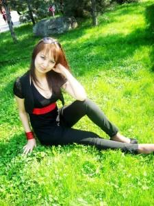 Сердце Девушки Казахстана