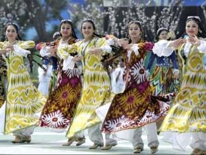 Праздник Новруз в Узбекистане