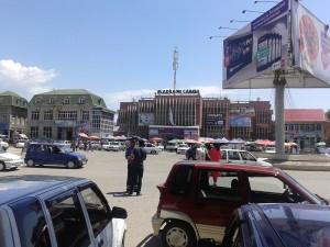 Рынок Турсунзаде - Базар