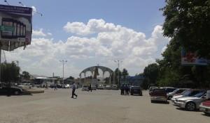 Автовокзал Турсунзаде