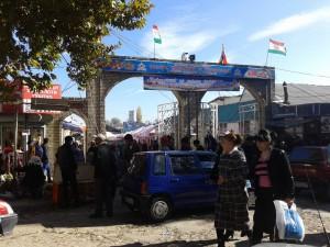 Базар - рынок Турсунзаде