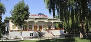 Чаойхонаи Зумрад