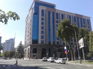 Новый ЦУМ Душанбе