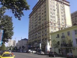Центр Душанбе новостройка