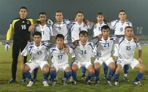 Футбольная команда Тадаз
