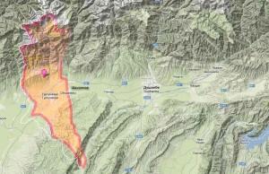 Map of Tursunzade