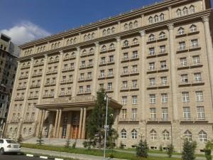 МИД Таджикистан, Душанбе