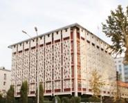 Здание министерство экономики таджикистана