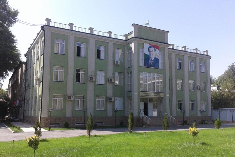 Министерства здравоохранения Республики Таджикистан