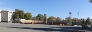 Площадь Исмоили Сомони