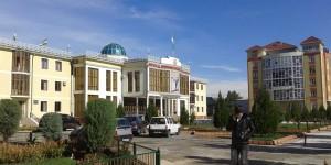 Дом культуры Турсунзаде