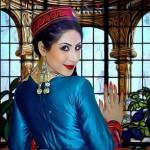 Платья афганок