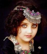 Юная Афганка на фото
