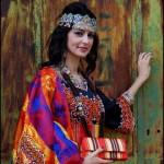Национальные афганки