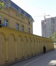 Фото здания посольства Азербайджана в Душанбе