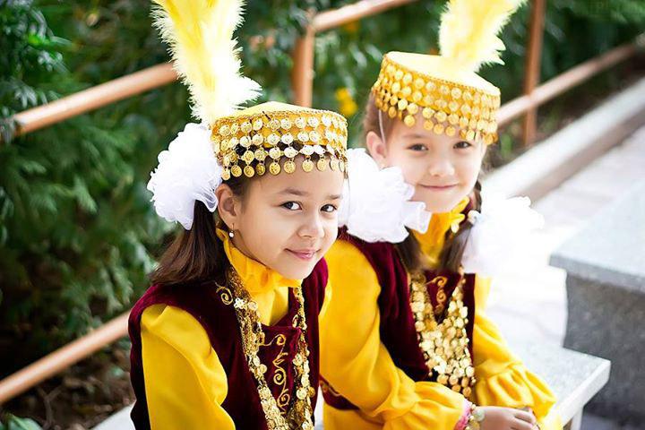 Туркменские костюмы