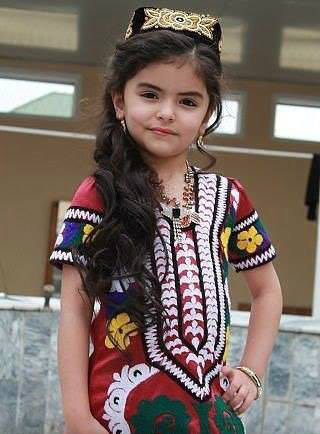 Чакан у детей таджичек