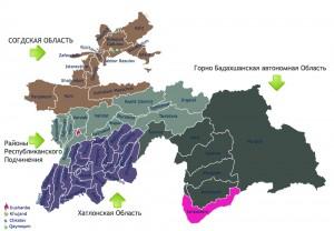 Карта Ишкашим