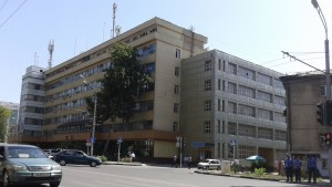 The Ministry of Transport of the Republic of Tajikistan