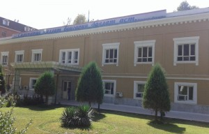 Старый оффис Минздрав Таджикистана