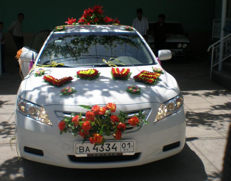 Свадьбы таджикистана машины