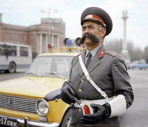 Major Nurov - famous Tajik