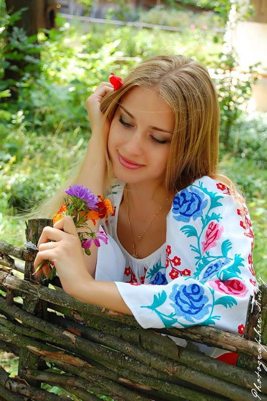 Фото самая красивая русской Девушка