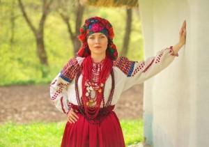 Фото Славянка - русская девчёнка
