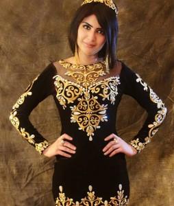 Super Tajik woman