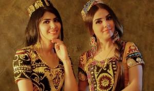 Woman friend Tajik