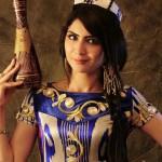 Beutiful Tajik wooman