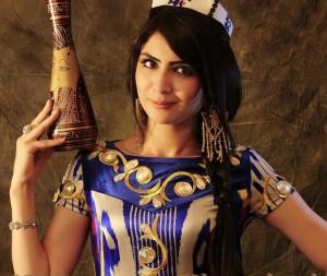 Beutifull Tajik woman