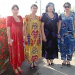 Conventional urban women