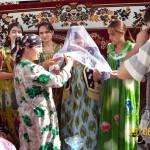 Simple Tajik wife