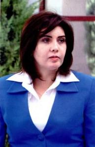 Tajik lider Lady - woman