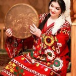 Photo Tajik girl in pictures