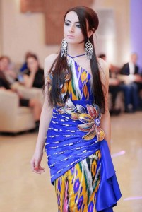 Fasion of Tajik Girl 2015