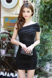 Picture of modern Tajik Girl