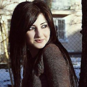 Pamirian Tajik girl