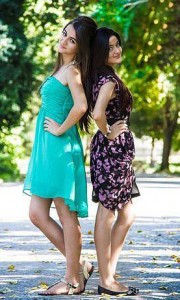 Tajik breast and legs