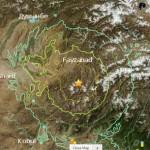 Таджикистан ощутил сильное землетрясение
