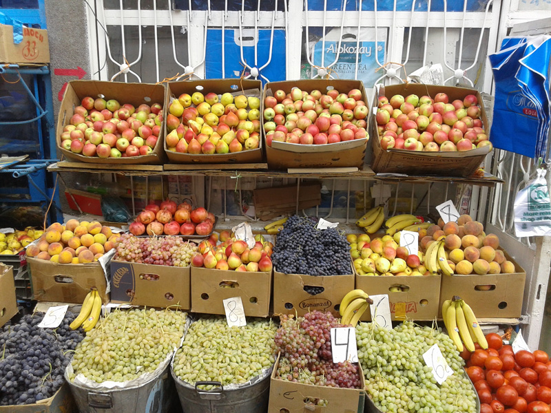 Цены лето 2015 г. Душанбе