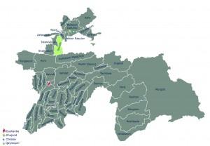 Карта Гончи