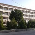 Гостиница Фарханг в г. Душанбе