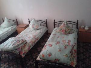 Комнаты в Гостинице Фарханг
