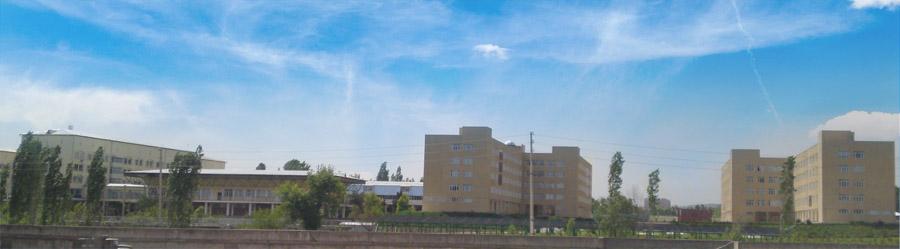 Islet faculty TNU (-Zhazira Jazeera)