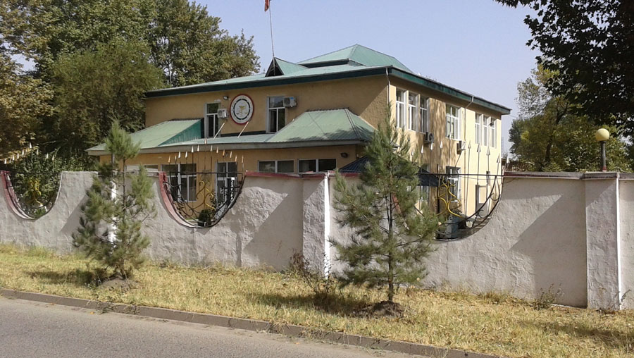 15-й корпус Караболо (Морг)