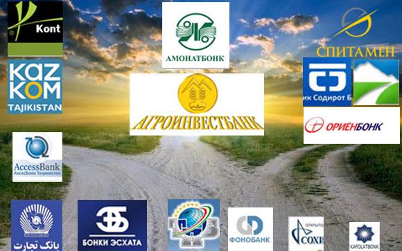 Выбор банка в Таджикистане