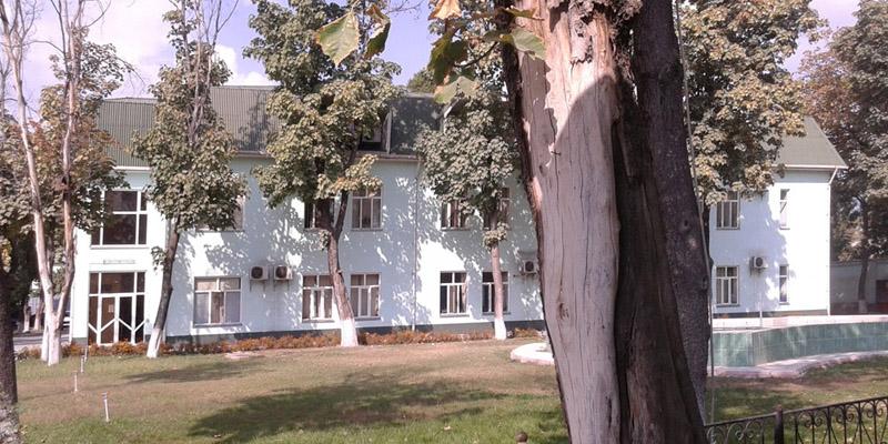 Здания Мегафон Таджикистан