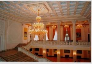 Опера  Балет Душанбе изнутри